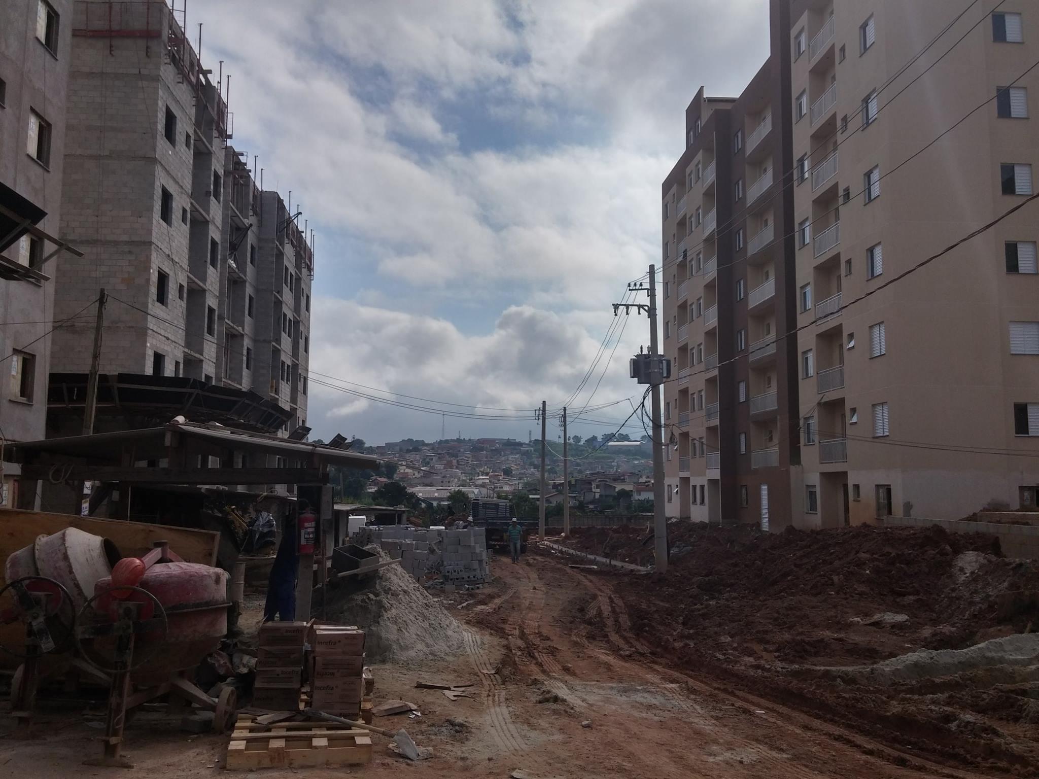 Conjunto Residencial Praça das Árvores - Ferraz de Vasconcelos - SP